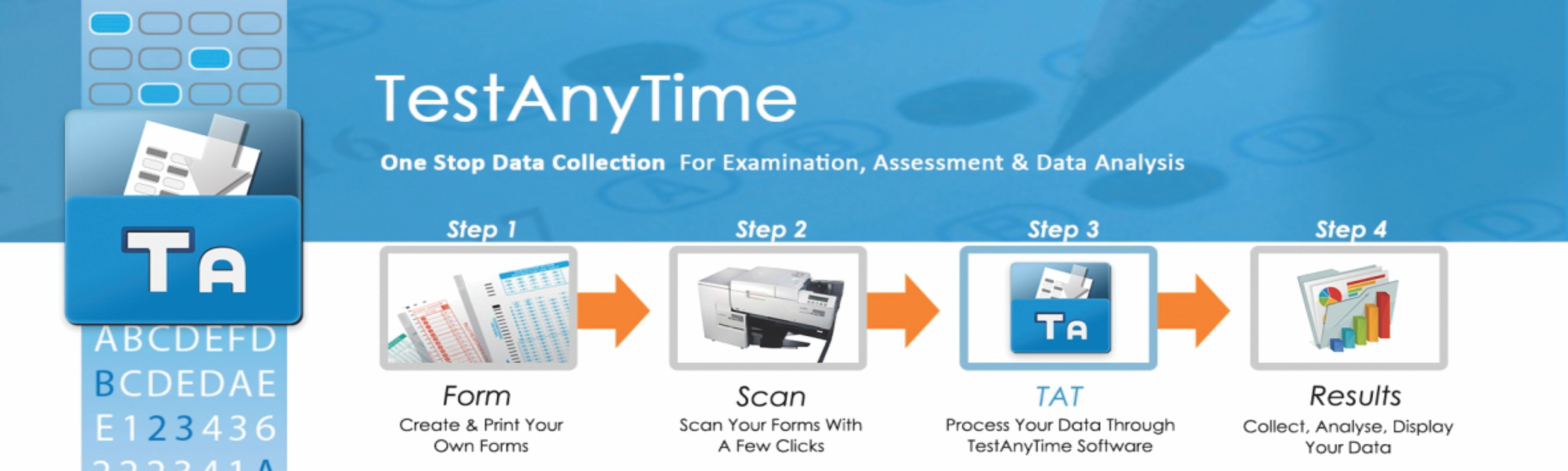 TestAnyTime OMR Software